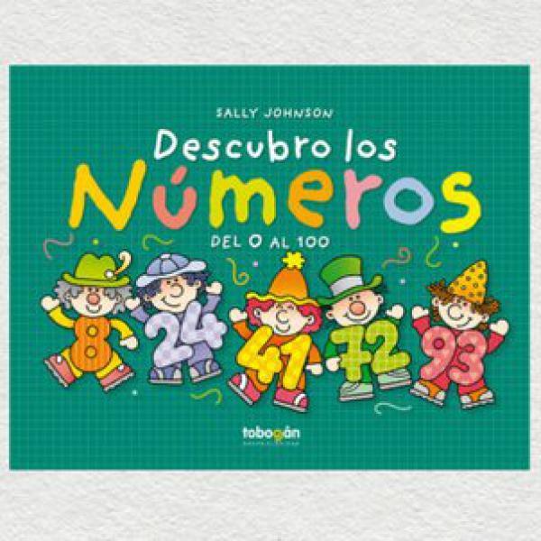 DESCUBRO LOS NUMEROS DEL 0 AL 100