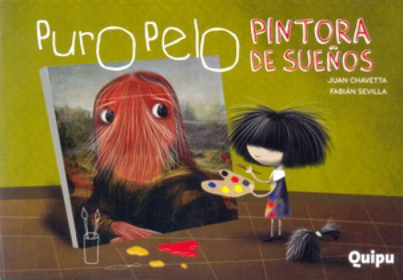 PURO PELO - PINTORA DE SUEÐOS