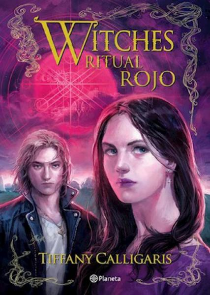 WITCHES 4 - RITUAL ROJO