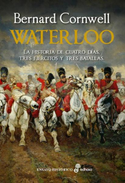 WATERLOO (ILUSTRADO - TD)