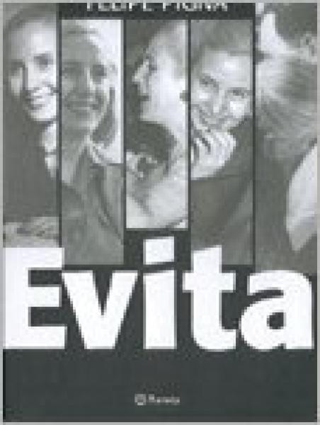 EVITA EN FOTOS (ED.DE LUJO)