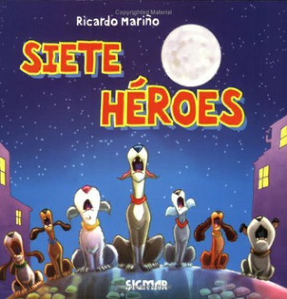 SIETE HEROES