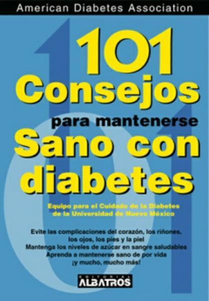 101 CONSEJOS PARA MANTENERSE SANO C/DIAB