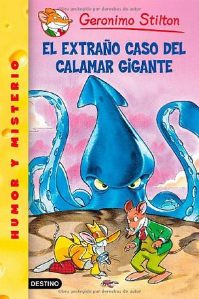EL EXTRAÐO CASO DEL CALAMAR GIGANTE