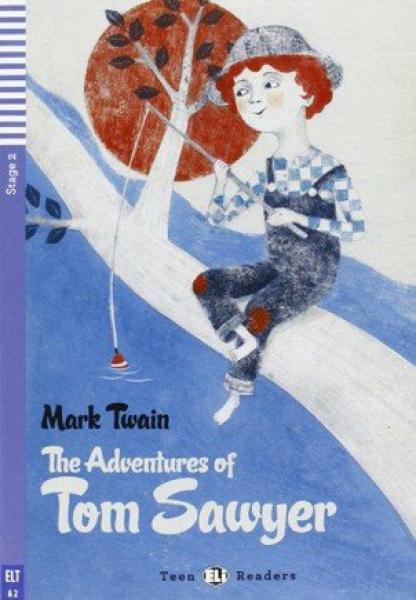 ADVENTURE OF TOM SAWYER (L2), THE