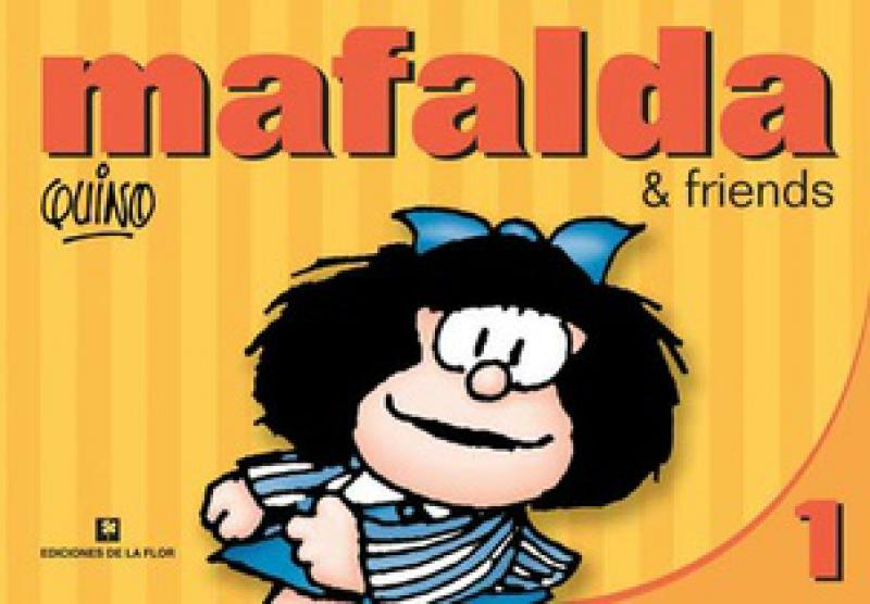 MAFALDA & FRIENDS 1