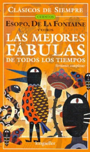MEJORES FABULAS DE TODOS LOS TIEMPOS