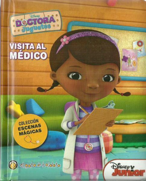 DOCTORA JUGUETES VISITA AL MEDICO