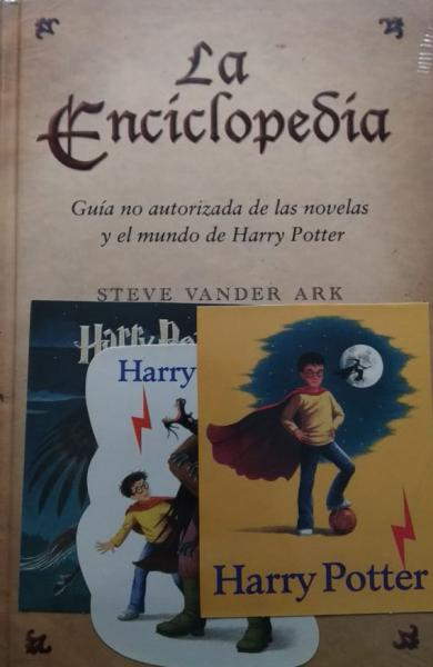 LA ENCICLOPEDIA DE HARRY POTTER