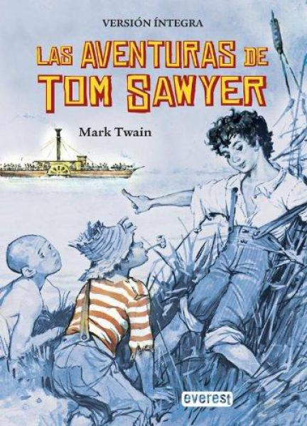 LAS AVENTURAS DE TOM SAWYWER