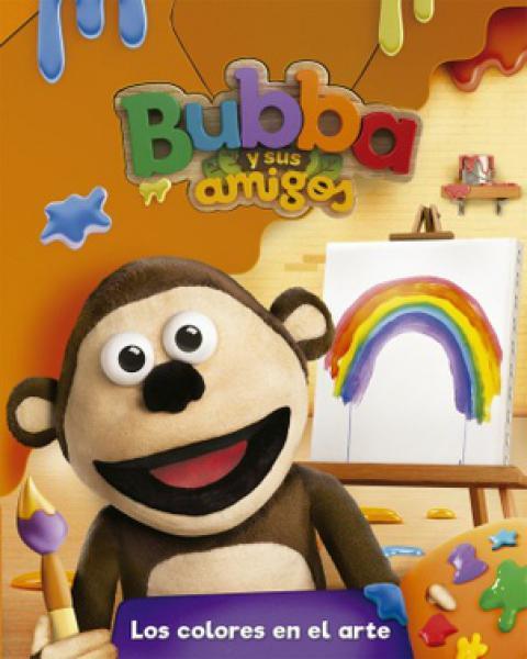 BUBBA - LOS COLORES EN EL ARTE