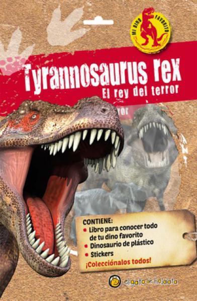 TIRANOSAURIO REX EL REY DEL TERROR