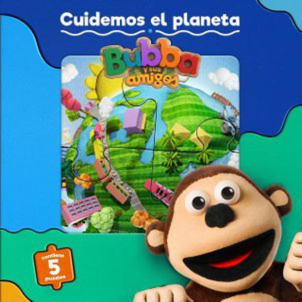 BUBBA - CUIDEMOS EL PLANETA