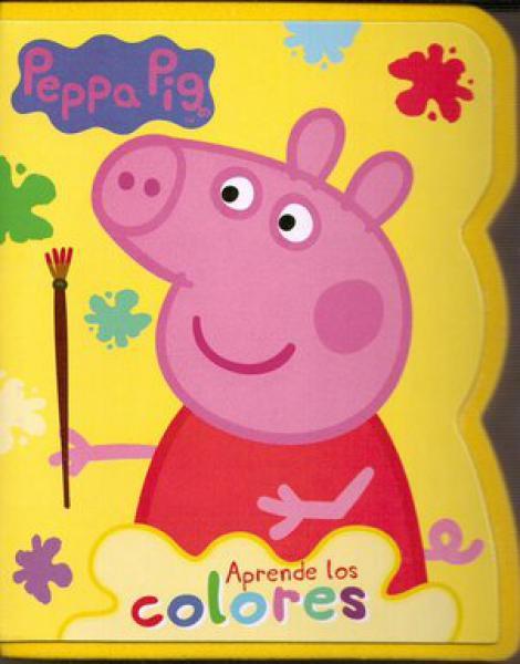 APRENDE LOS COLORES  PEPPA PIG