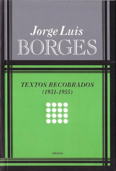 TEXTOS RECOBRADOS 2 (1931-1955)