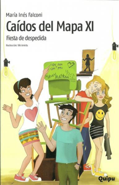 CAIDOS DEL MAPA XI