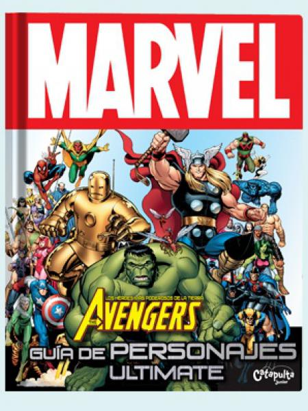 MARVEL - GUIA DE PERSONAJES ULTIMATE