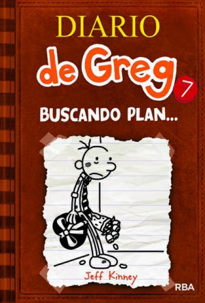 DIARIO DE GREG 7 - TRES NO ES COMPAÑIA