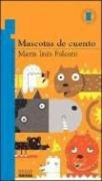 MASCOTAS DE CUENTO