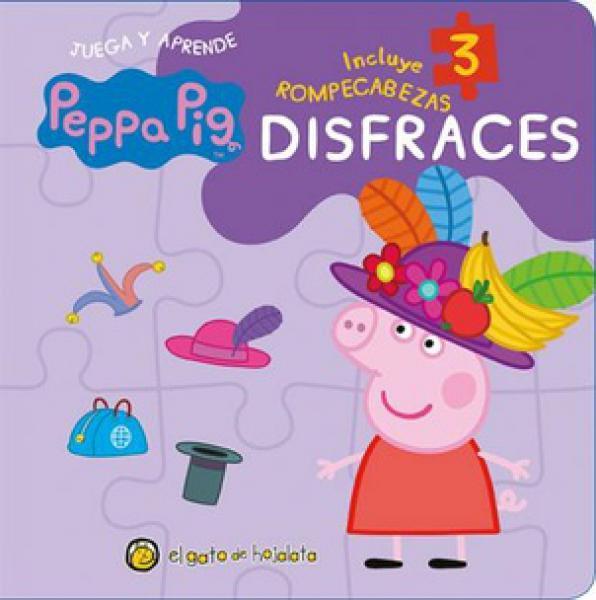 PEPPA PIG DISFRACES