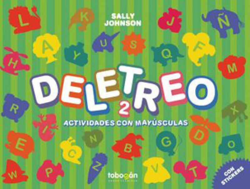 DELETREO 2 - ACTIVIDADES CON MAYUSCULAS