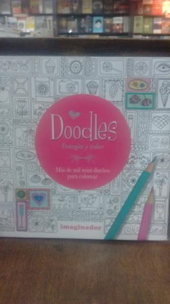 DOODLES - ENERGIA Y COLOR