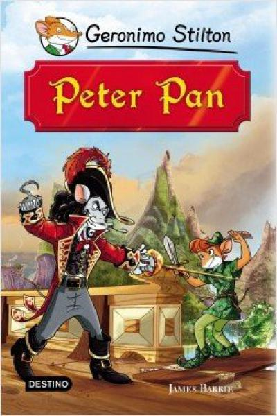 PETER PAN VERSION GERONIMO STILTON