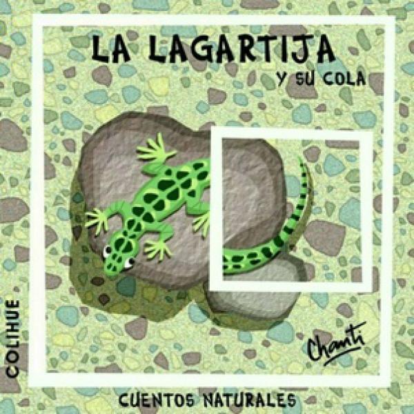 LA LAGARTIJA Y SU COLA