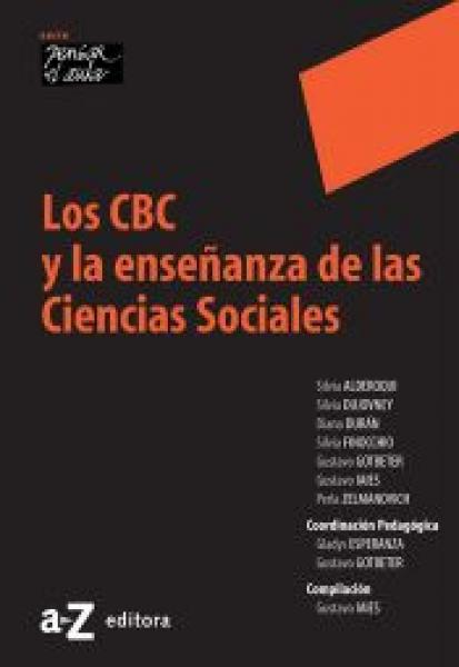 CBC Y LA ENSEÐANZA DE LAS CS.SOC.,