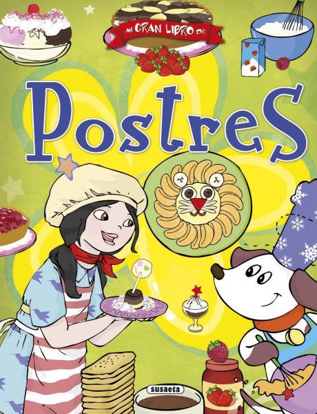 MI GRAN LIBRO DE POSTRES - ESPIRALADO