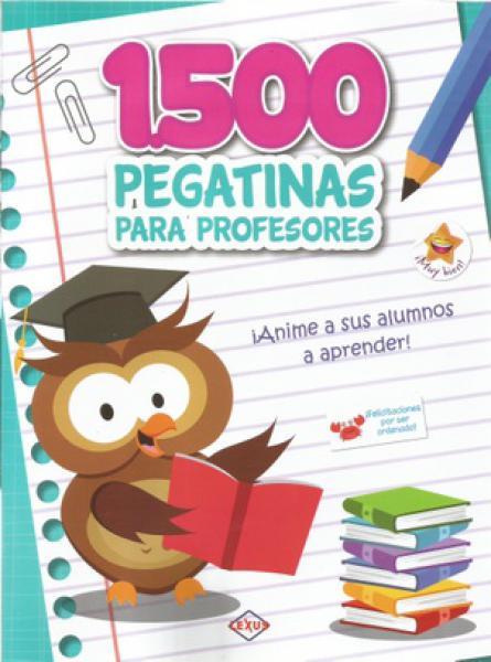 1500 PEGATINAS PARA PROFESORES