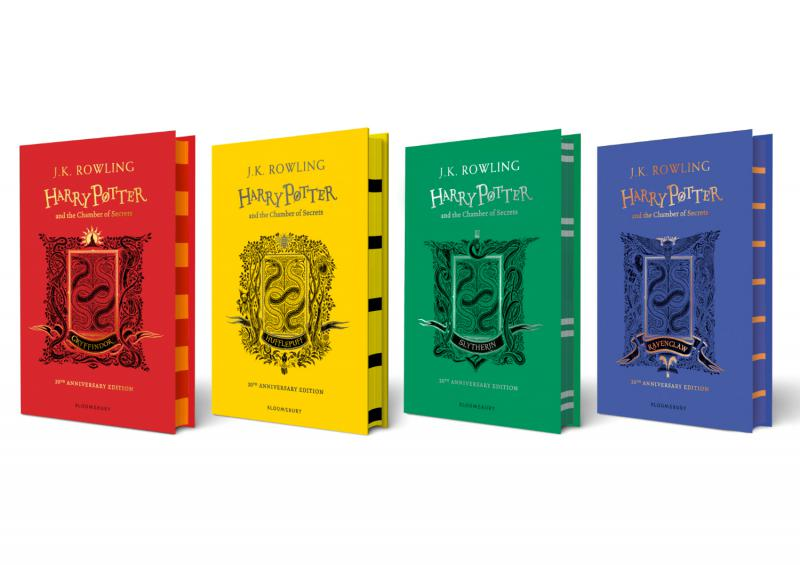 HARRY POTTER 2 - 20º HUFFLEPUFF - INGLES