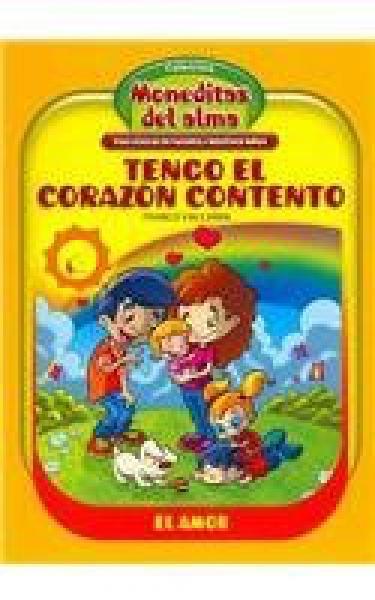 TENGO EL CORAZON CONTENTO