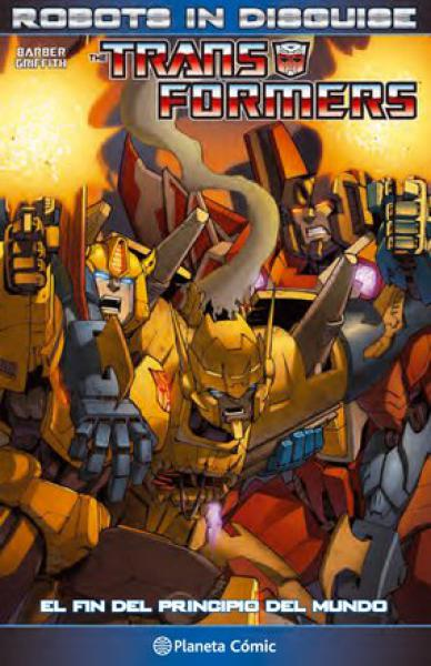 TRANSFORMERS ROBOT IN DISGUISE 2