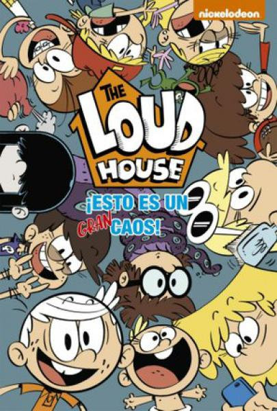 ESTO ES UN GRAN CAOS THE LOUD HOUSE 2