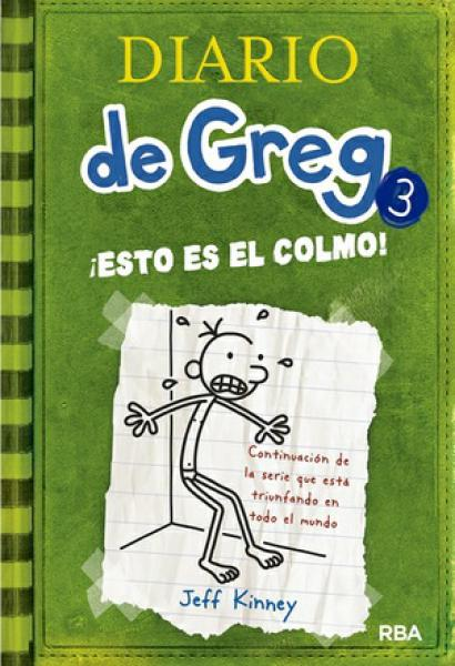 DIARIO DE GREG 3 - ESTO ES EL COLMO