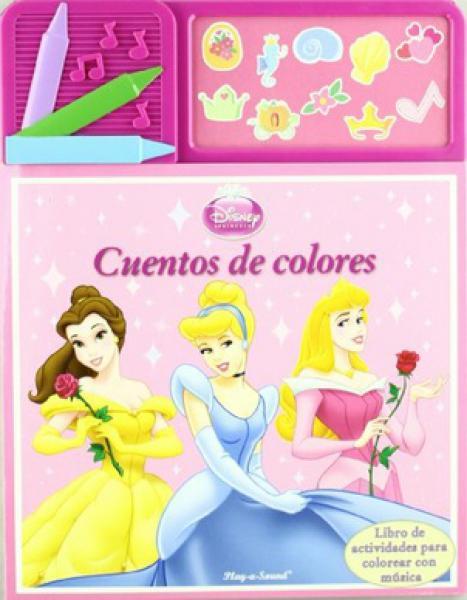 CUENTOS DE COLORES (PRINCESAS)