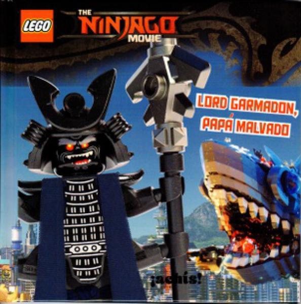 LEGO - LORD GARMADON, PAPA MALVADO