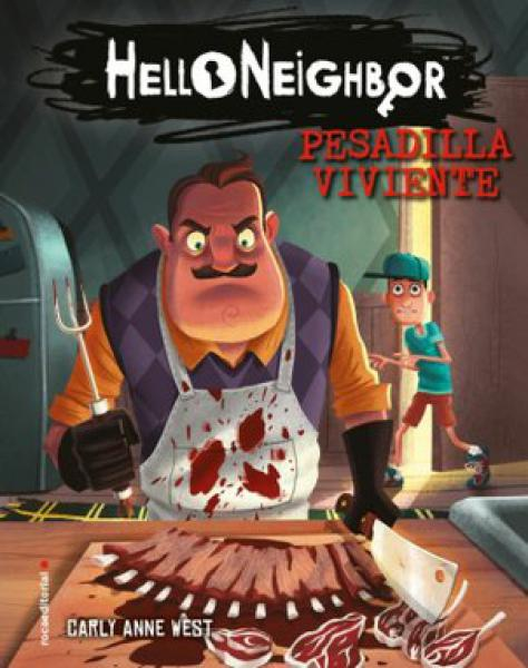 PESADILLA VIVIENTE - HELLO NEIGHBOR 2