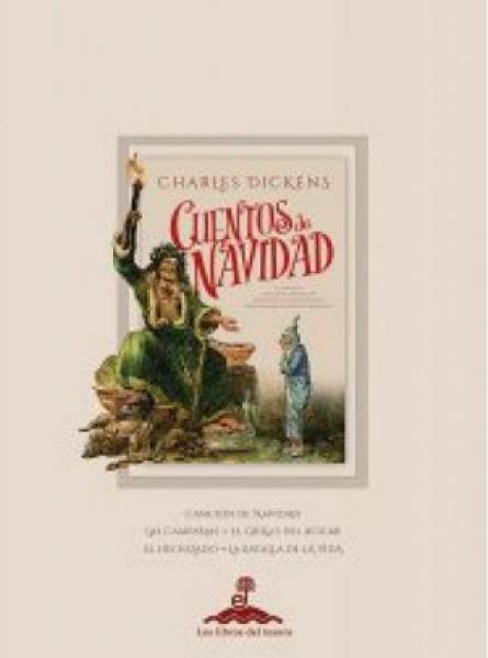 CUENTOS DE NAVIDAD (ILUSTRADO)