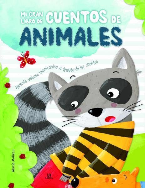 MI GRAN LIBRO DE CUENTOS DE ANIMALES