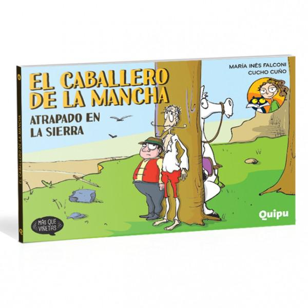 EL CABALLERO DE LA MANCHA 4