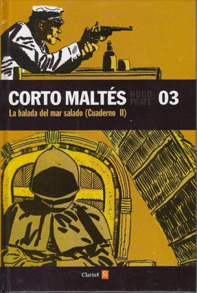 CORTO MALTES 3 - LA BALADA DEL MAR SALAD