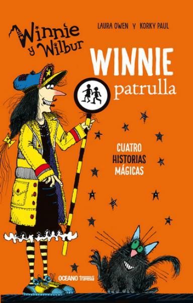 WINNIE Y WILBUR WINNIE PATRULLA