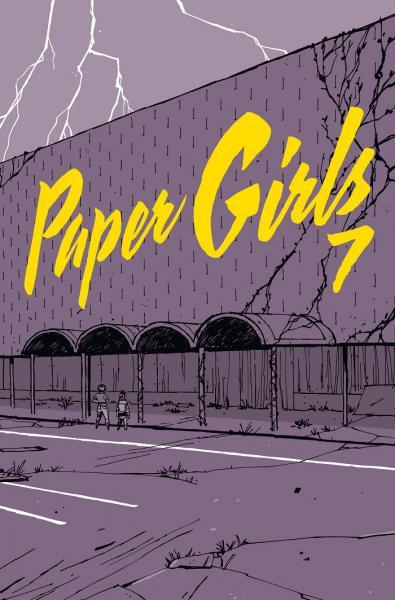 PAPER GIRLS 7