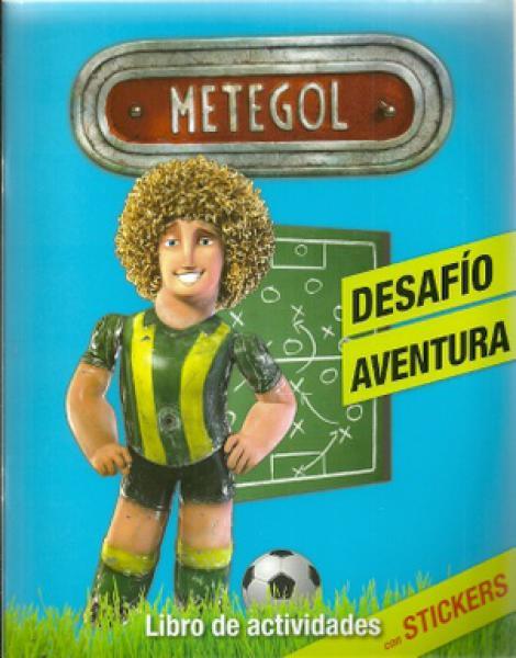 METEGOL - DESAFIO AVENTURA