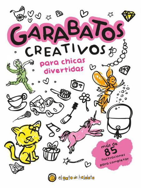 GARABATOS CREATIVOS PARA CHICAS DIVERTID