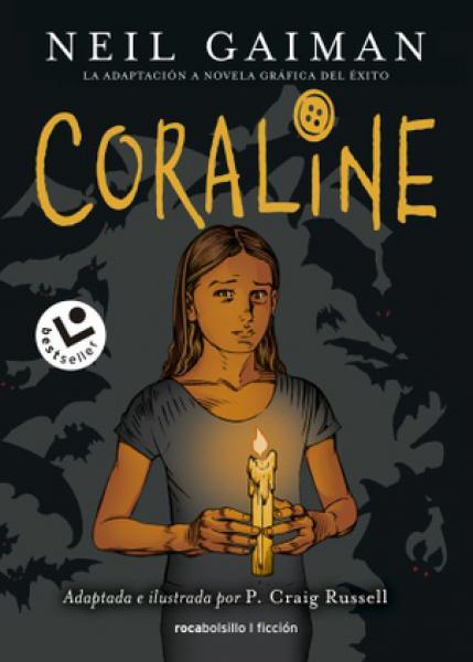 CAROLINE ( NOVELA GRAFICA )