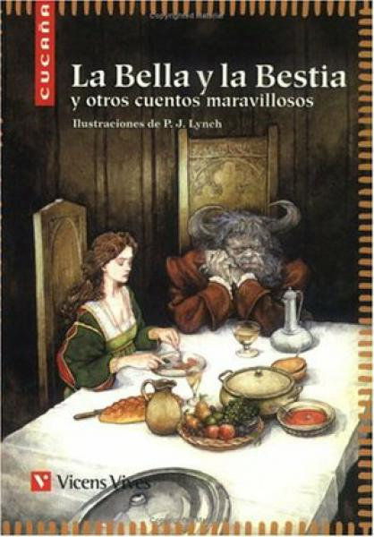 BELLA Y LA BESTIA Y OTROS CUENTOS MARAVI