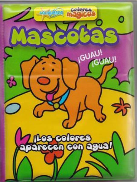 MASCOTAS  COLORES MAGICOS